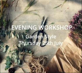 Garden Style Workshop
