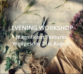 Magnificent Textures Workshop