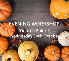 Gourds Galore Workshop