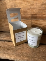 Rhubarb and Ginger Soy Wax Candle