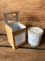 Sea Salt and Spray Soy Wax Candle